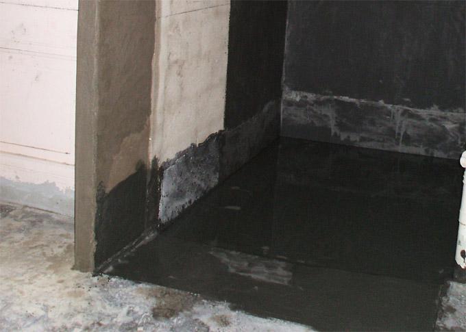 Гидроизоляция пола под теплый водяной пол