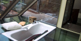 Стеклянный пол — Прочная прозрачность под ногами