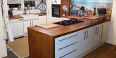 Ламинат под плитку для кухни: секрет правильного выбора
