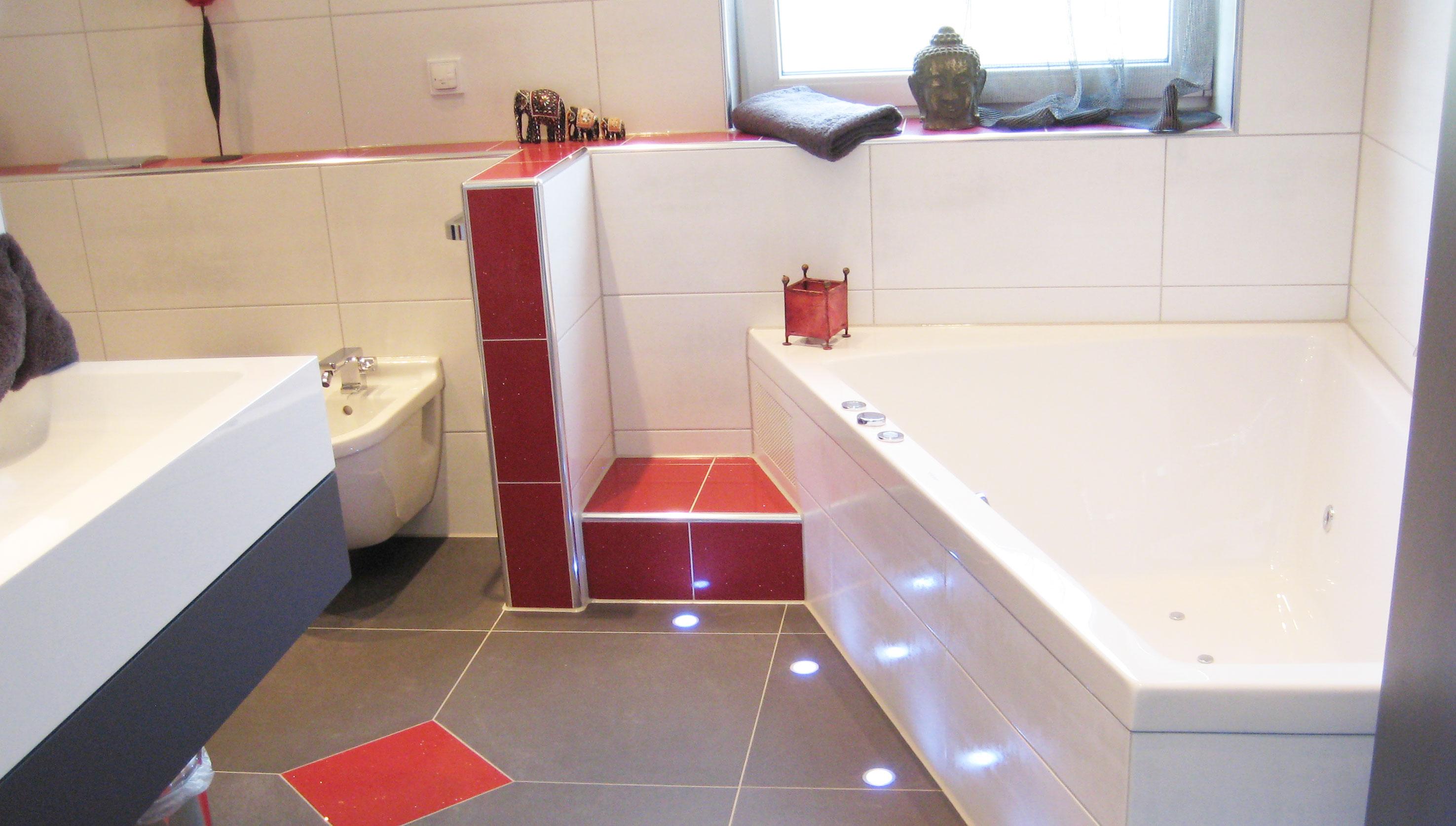 Класть плитку в ванной