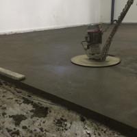 Мокрая стяжка пола