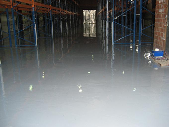 Полиуретановые наливные полы