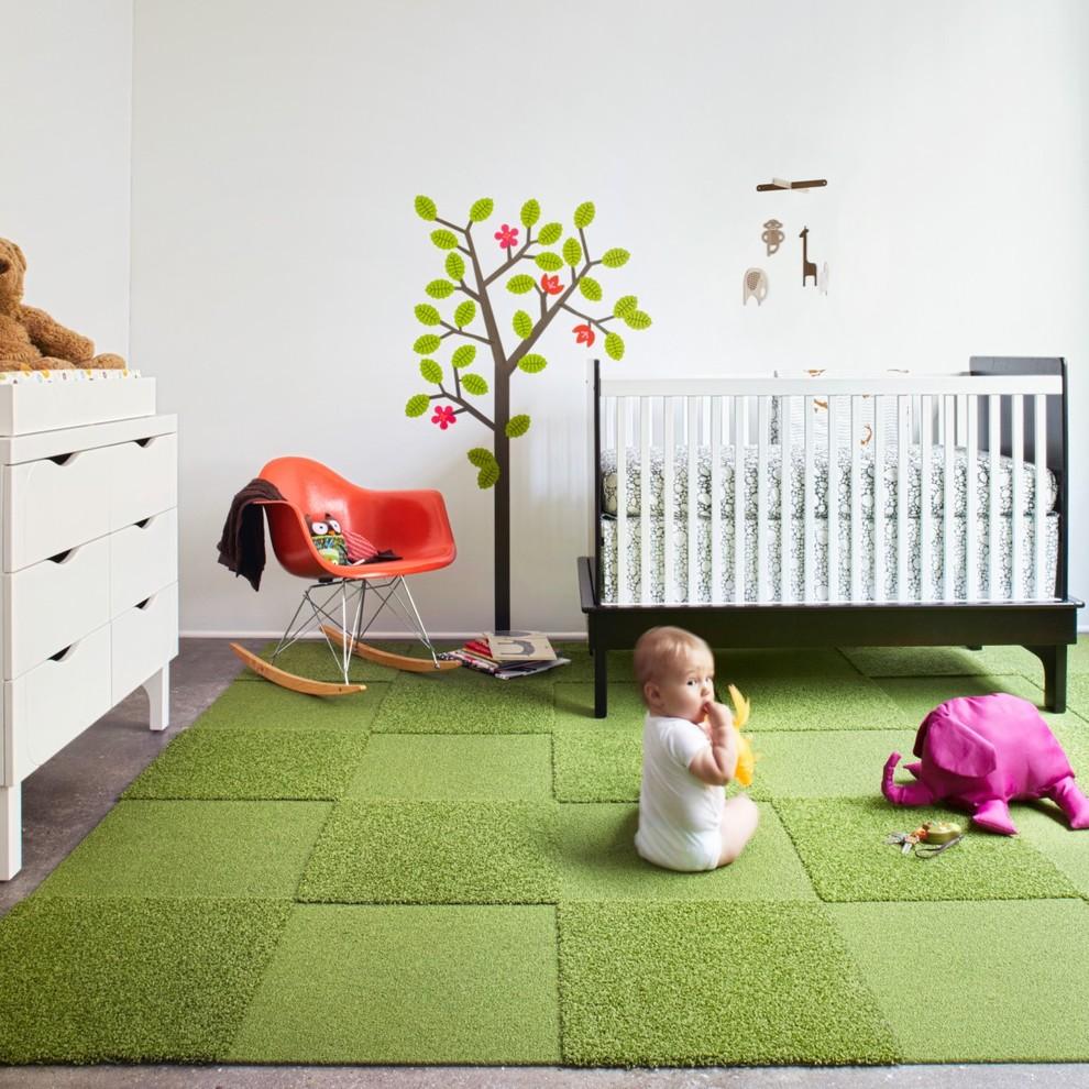 ковровое покрытие для детской фото