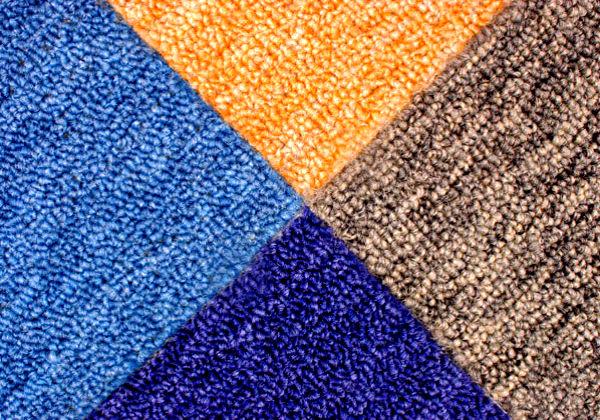 Стыки полотен ковролина