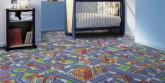 Детский ковролин оптимальное решение в детскую комнату