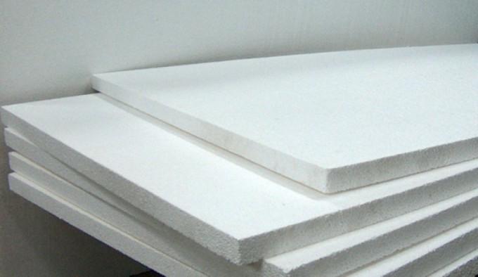 Пенополистирол - очень легкий материал