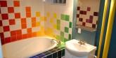 Плитка для туалета — фото, укладка и советы дизайнера