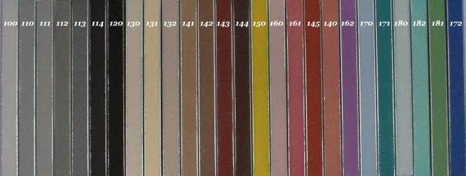 Цветовая гамма затирок  для швов плитки достаточно велика