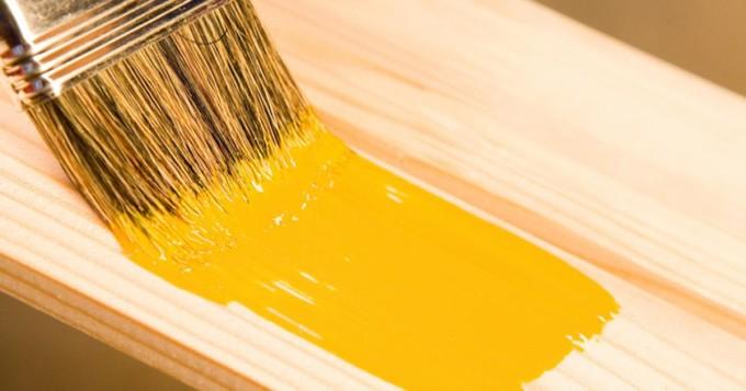 Масляные краски для древесины