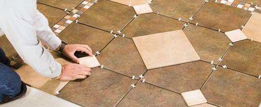 Прежде чем укладывать плитку, следует подготовить все необходимые материалы
