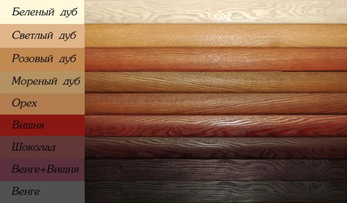 Перед тем как выбирать порог, необходимо определиться с материалом и цветовой гаммой